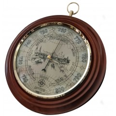 "PB-05 Barometer ""Moscow"" (with the meridian)"