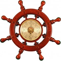 SHBST-C07 Steering Wheel Souvenir, barometer (8 tillers)